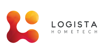 LOGISTA HOMETECH Logo