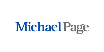 MICHAEL PAGE INTERIM Logo