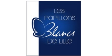 ASSOCIATION LES PAPILLONS BLANCS DE LILLE Logo