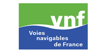 VOIES NAVIGABLES DE FRANCE Logo