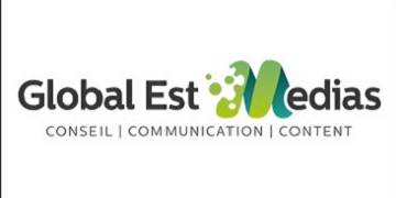 GLOBAL EST MEDIAS Logo