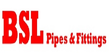 BSL PIPES ET FITTINGS Logo