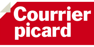 LE COURRIER PICARD Logo