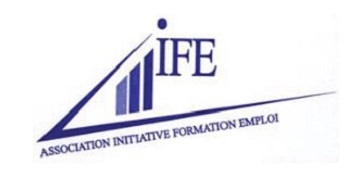 ASSOCIATION INITIATIVE FORMATION EMPLOI Logo