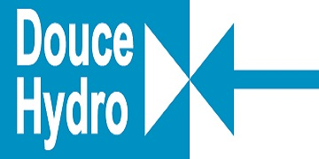 S.A.S. DOUCE HYDRO Logo