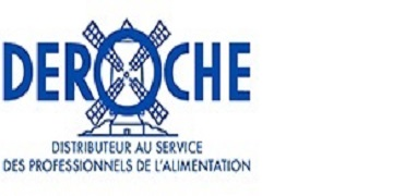 DEROCHE DISTRIBUTION Logo