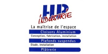 HP INDUSTRIE Logo