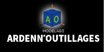 ARDENN OUTILLAGES Logo